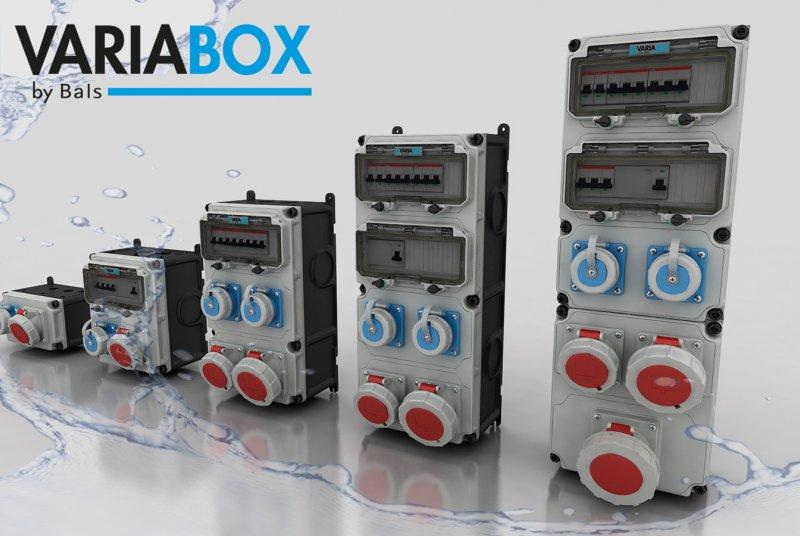 Nová generace zásuvkových kombinací VARIABOX od NG ENERGY