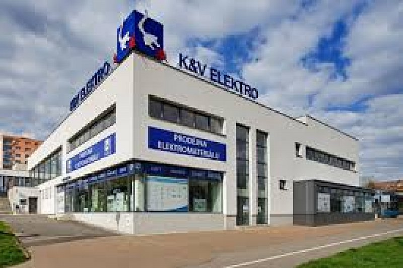 K & V ELEKTRO - Plzeň Lochotín