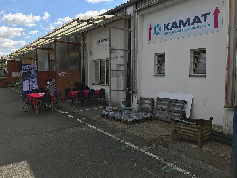 KAMAT - Praha