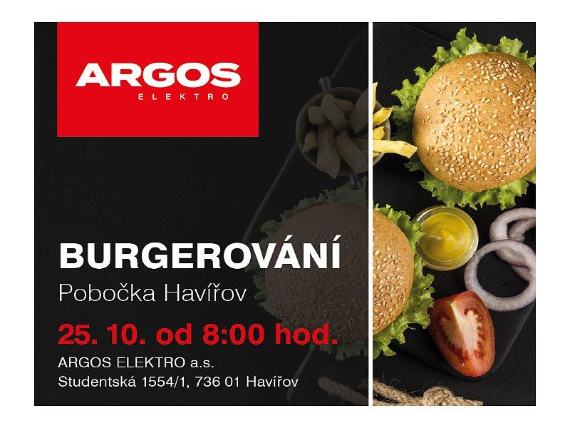 ARGOS Havířov - prezentace s občerstvením